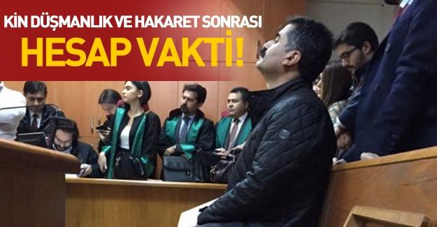 CHP'li Hüseyin Aygün hakim karşısında