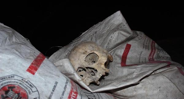 Çöpte bulunan kafatasının sırrı çözüldü! İşte Vali Okur'dan flaş açıklama!