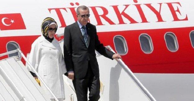 Cumhurbaşkanı Erdoğan, İstanbul'da!