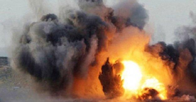 Cumhurbaşkanı'nın korumalarını taşıyan otobüse bombalı saldırı! 10 ölü!