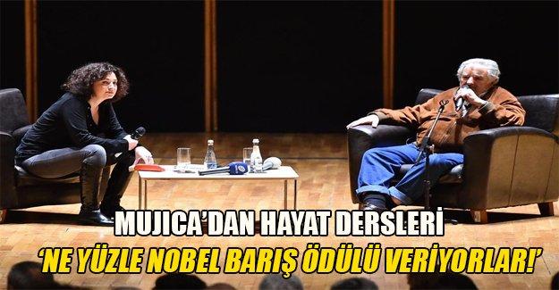 Dünya'nın en yoksul devlet başkanından hayat dersleri! Jose Mujica İzmir'deydi...