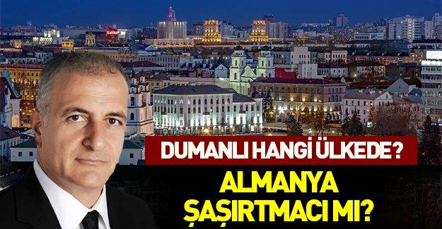 Ekrem Dumanlı Belarus'ta mı? Şok iddia