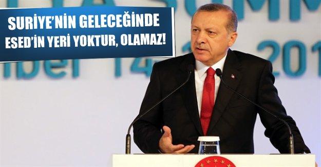 Erdoğan G20 sonuç bildirgesini açıkladı