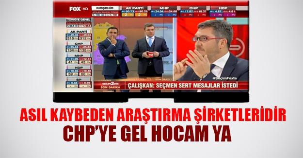 """Fatih Portakal Koray Çalışkan'a tepki gösterdi: """"CHP'ye gel hocam ya"""""""