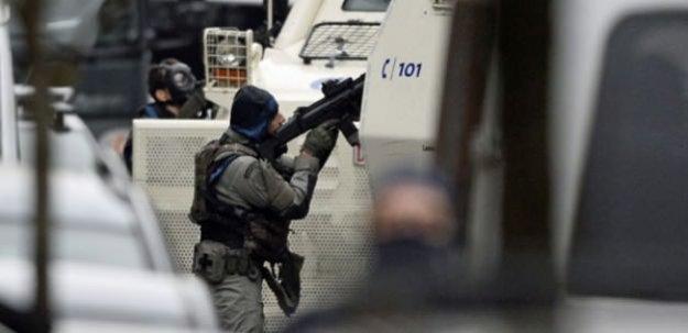 Fransa'da terör alarmı! Polisler IŞİD'e operasyon düzenliyor