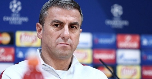 """Galatasaray Teknik Direktörü Hamzaoğlu: """"Benim hala umudum var"""""""