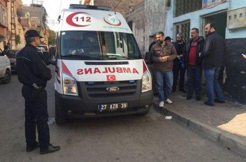 Gaziantep'te Vahşet! Önce vurdu sonra boğazını kesti