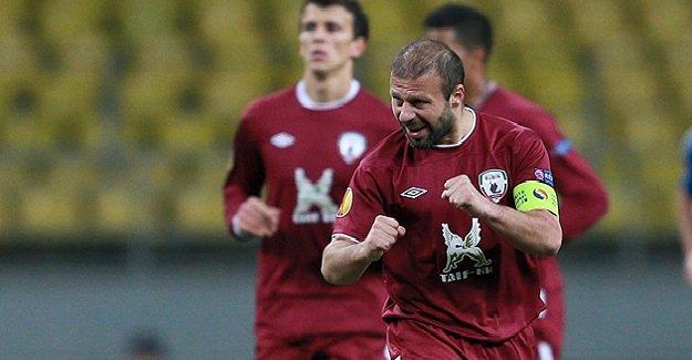 Gökdeniz'den Rus futbolcuya sert yanıt! ''Türkler bir avuç toprakları için...''