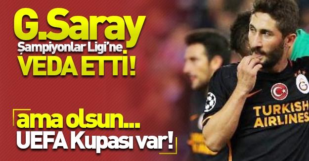 Galatasaray, Şampiyonlar Ligi'ne havlu attı! Yeni hedef UEFA Kupası! (Atletico Madrid 2-0 Galatasaray)
