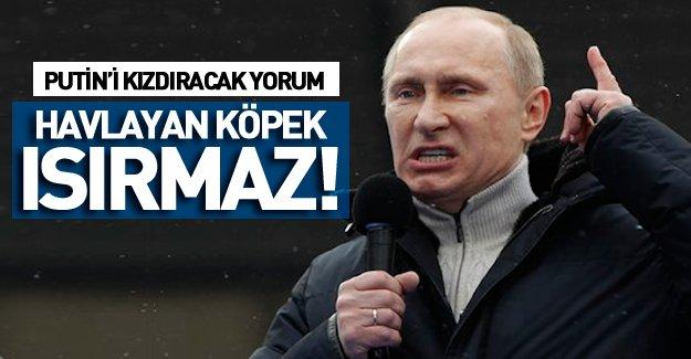 Guardian'dan Putin'i çok kızdıracak ifadeler!