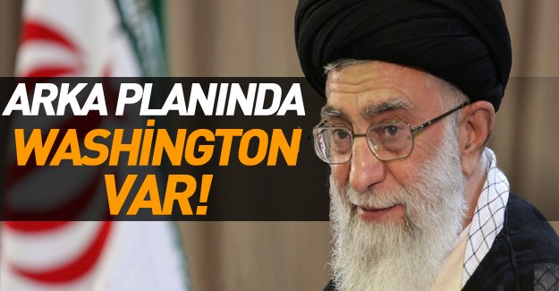Hamaney: ABD Irak'ta IŞİD'e destek veriyor