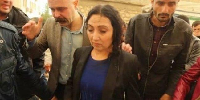 HDP Figen Yüksekdağ için harekete geçti