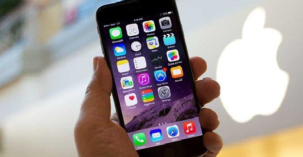 iPhone'da büyük yenilik! Su geçirmez iPhone geliyor!