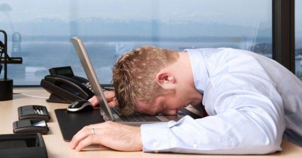 İş stresi kalp krizi riskini artırıyor