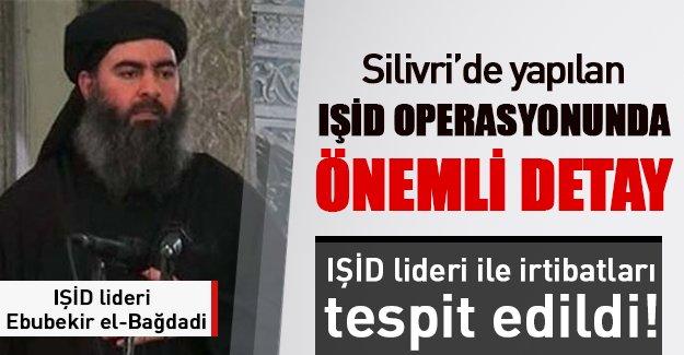 IŞİD operasyonunda önemli detay!