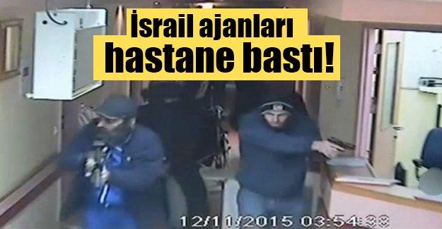 İsrail ajanları hastane bastı! 1 Filistinliyi öldürdüler 1 Filistinliyi de kaçırdılar