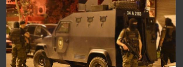 İstanbul'da PKK'ya eşzamanlı operasyon: 12 gözaltı