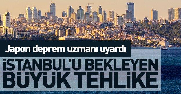 İstanbul'u bekleyen büyük deprem tehlikesi!