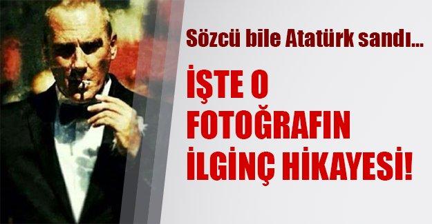 İşte herkesin Atatürk sandığı o adam!