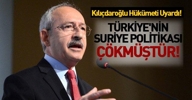 Kılıçdaroğlu'dan Rusya'ya tam destek!