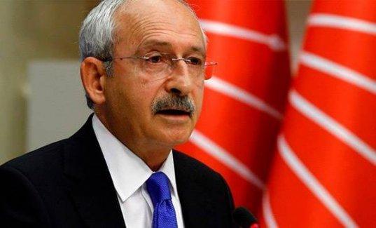 Kılıçdaroğlu'ndan Can Dündar'ın tutuklanmasına tepki!