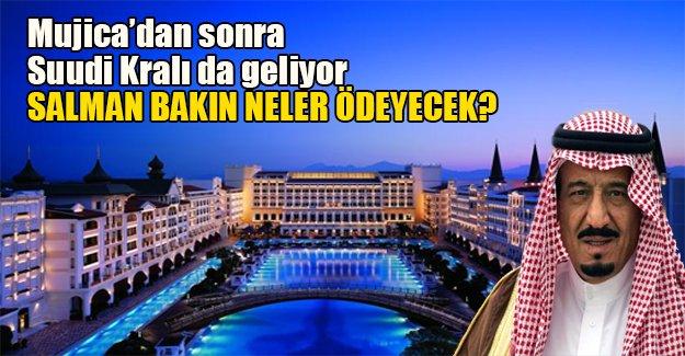 Kral Salman Türkiye ziyareti öncesi otel kapattı! 18 günde 18 milyon dolar harcayacak