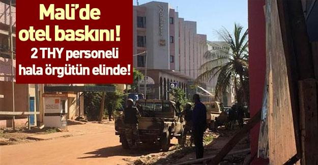 Mali'de otele silahlı saldırı: 170 rehine - Mali'de son durum
