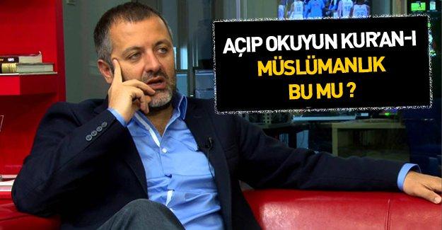 Mehmet Demirkol'dan büyük isyan