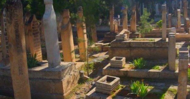 Mezarlıkta korkunç olay ! Öldüren 11, öldürülense 9 yaşında
