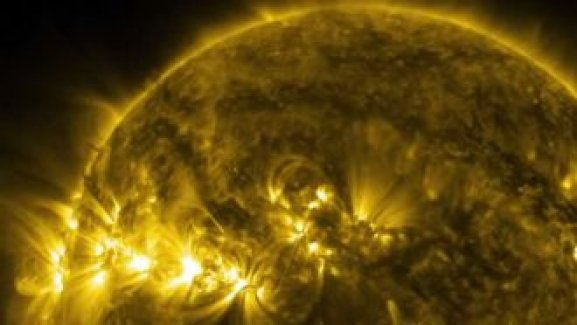 NASA Güneş'i Ultra HD olarak yayınladı!