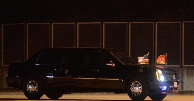 Obama Antalya'dan ayrıldı!
