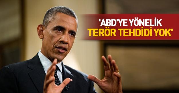 Obama net konuştu! DAEŞ yenilgiye uğratılana kadar gevşemeyeceğiz!