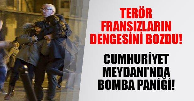 Paris'te bir bomba paniği daha! Ülke iliklerine kadar terör korkusu yaşıyor