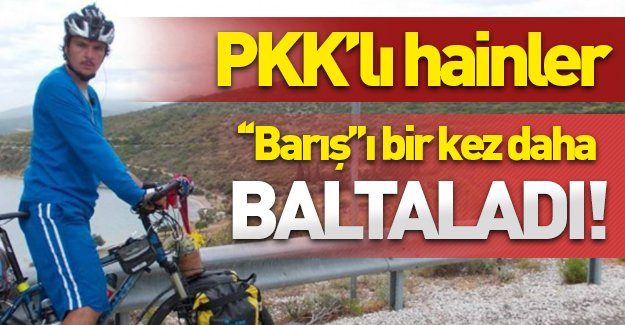 PKK'lı hainler ''Barış''ı bir kez daha baltaladı!