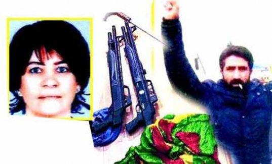PKK'lıların aşkı AVM'de kanlı bitti!