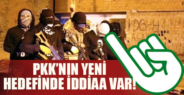 PKK'nın yeni hedefi: İddaa
