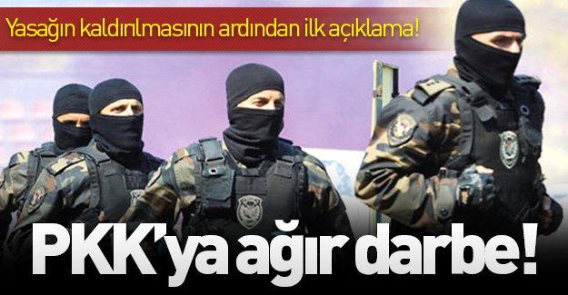 PKK'ya ağır darbe! Mardin Nusaybin'de  sokağa çıkma yasağı sona erdi, bilanço açıklandı!