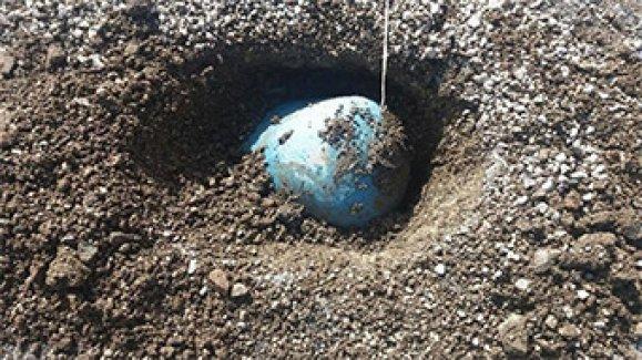 Polatlı'da 100 kilogram patlayıcı ele geçirildi