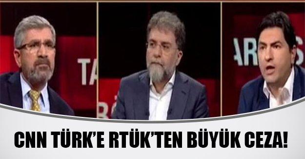 RTÜK'ten CNN TÜRK'e büyük ceza! Ahmet Hakan'ın programında Tahir Elçi'nin sözleri kanala pahalıya patladı