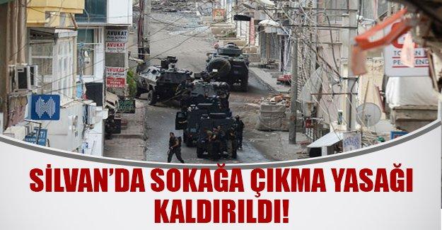 Silvan'da sokağa çıkma yasağı kaldırıldı! 12 gün sonra tanklar bölgeden çekildi