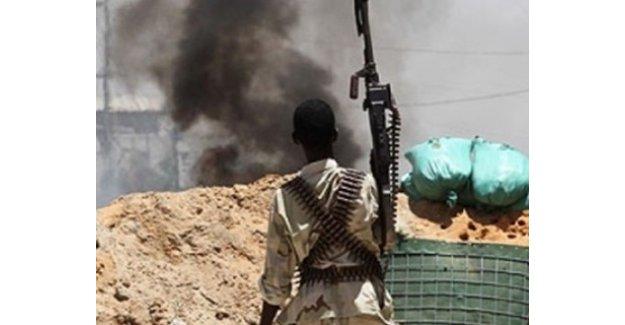 Somali'nin başkenti Mogadişu'da otel baskını! En az 11 ölü var...
