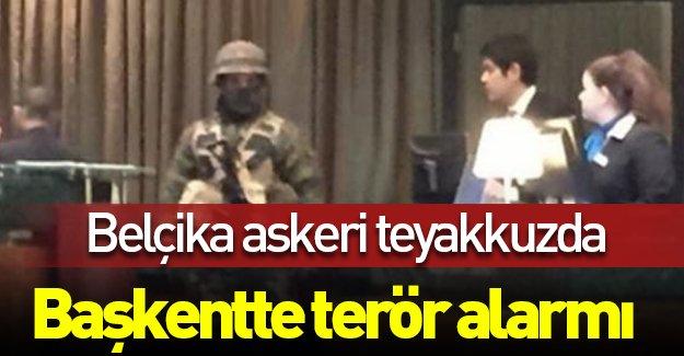 SON DAKİKA: Başkentte terör alarmı! Asker şehre indi!