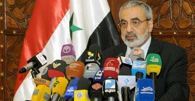SON DAKİKA: Suriye'den ''Uçak krizi''ne ilişkin ilk açıklama geldi!