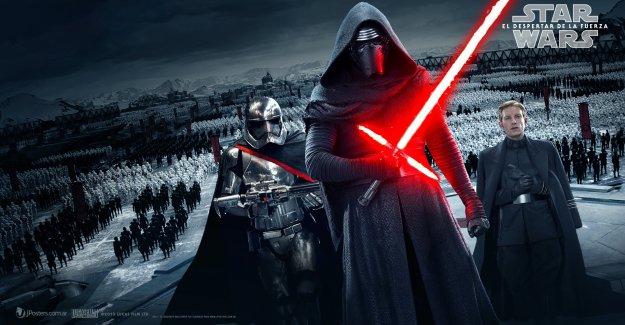 Star Wars'un yeni filmi ne zaman vizyona giriyor? Star Wars: Güç Uyanıyor film fragmanı izle!