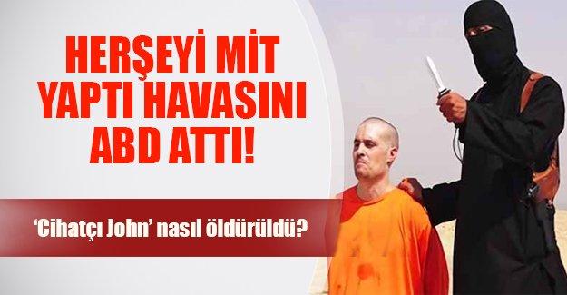 Türkiye hedef gösterdi, ABD vurdu, havayı da onlar attı!