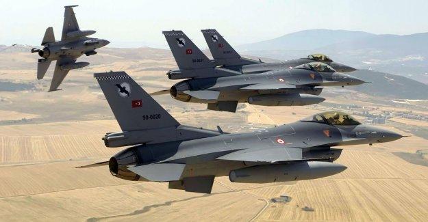 Türkiye ve ABD havadan IŞİD'i vuruyor - Son dakika gelişmesi