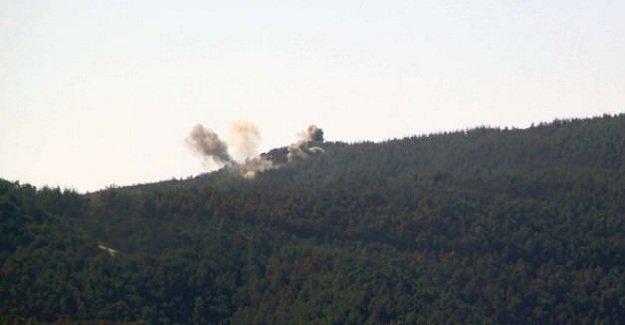 Türkmen Dağı'nda son durum! O bölge rejimin kontrolüne geçti!
