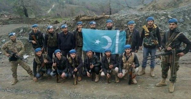 Türkmenler Burç Kasap Tepesi için direniyor