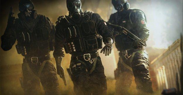 Ubisoft'un yeni oyunu Rainbox Six: Siege oyununun fragmanı yayınlandı!