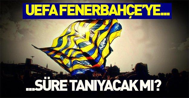 UEFA Fenerbahçe'ye 2 yıl süre mi tanıyacak? Flaş ayrıntı...